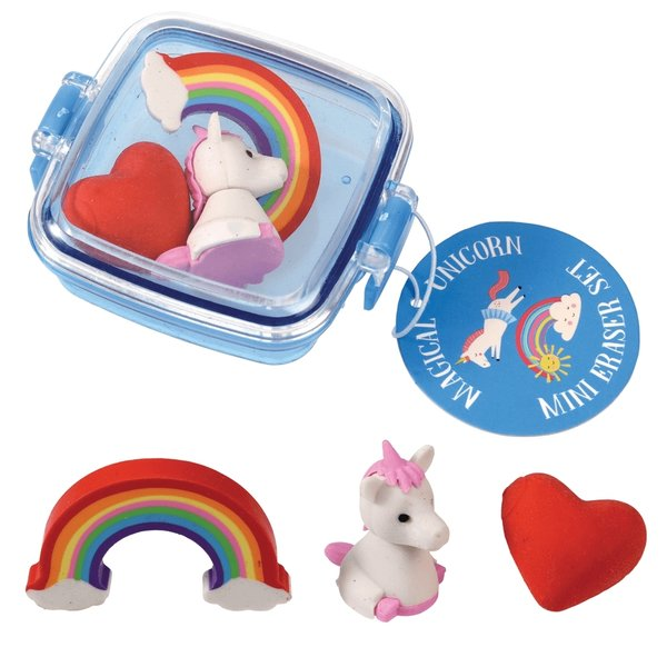 Rex London Mini Radiergummis Einhorn
